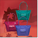 Jewel-toned Handbag