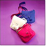 Fun Colorful Convertible Mini Bag
