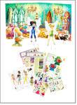 Disney Fairies Storybook Paper Dolls