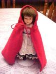 Avon Vintage Little Red Riding Hood - 1985