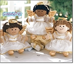 Gigglewings Guardian Angels Dolls - New