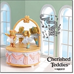 Cherished Teddies Ballerina