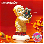 No Place Like Home Snowbabies Figurine