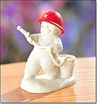To The Rescue Snowbabies Figurine - New