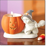 A Halloween Friend Snowbabies Figurine
