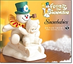 Frosty The Snowman Snowbabies Figurine
