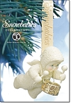 Holiday Drummer Snowbabies Ornament - New