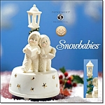 Perfect Harmony Snowbabies Music Box - New