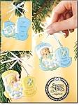 Precious Moments 2003 Babys First Ornament