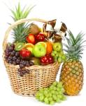 Colossal Fruit Basket - Deluxe