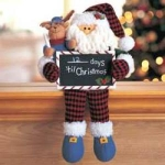 Days Til Christmas Chalkboard