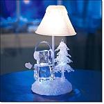 Ice Fella Christmas Tree Lamp
