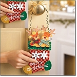 Days Till Christmas Door Hanger