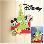Mickey Mouse Christmas Fun Decoration