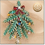 2004 Collectible Christmas Tree Pin