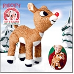 40th Anniversary Singing Rudolph - New
