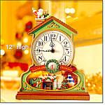 Musical Christmas Countdown Clock