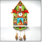 Tick Tock Till Christmas Clock