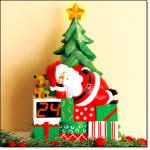 Santa Nap Countdown - 25 Days Of Christmas