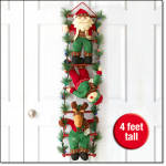 4 Ft. Holiday Decorative Hanger