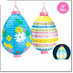 Decorative Egg Lanterns