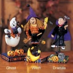 Halloween Standee Figurines