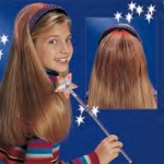 Halloween Hair Light-up Accessories