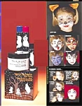 Trick Or Treat Face Paints