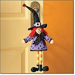 Little Chuckles Doorknob Dangler - New
