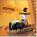 The Original S'mores Spooky Tealight