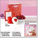 Valentine Amour Home Fragrance Gift Set