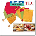 Trading Spaces Table Runner