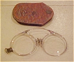 Pinchback Glasses