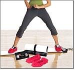 Bally Total Fitness Cardio Slide - New