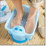 Sole Therapy Massaging Foot Spa W/heat
