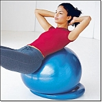 Iso Stability Ball And Ring