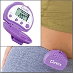Curves Fitness Pedometer