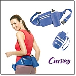 Curves Fitness Pouch And Phone Holder