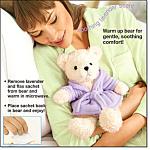 Healthy Remedies Lavender Relief Bear