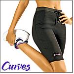 Curves Toning Shorts