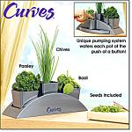 Curves Herb Garden