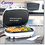 Curves Healthy Grill