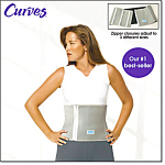 Curves Trimming Waist Support