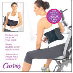 Curves Lower Back Support