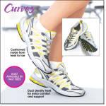 Curves For Women Cross Trainer