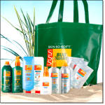 Skin-so-soft Bug Guard Collection W/free Tote