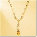 Avon's Briolette Vine Necklace