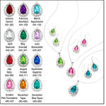 Sterling Silver Sweet Souls Birthstone Sets
