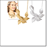Leaf It To Me Necklace