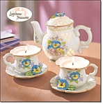 Tea Time Candle Collection - New